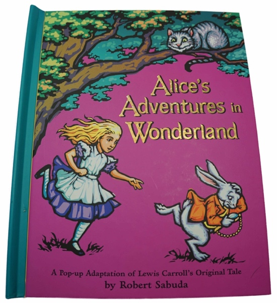 Alice's Adventures in Wonderland: A Pop-up Adaptationby: Carroll, Lewis - Product Image