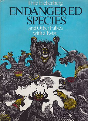 Endangered Species and Other Fables with a Twistby: Eichenberg, Fritz - Product Image