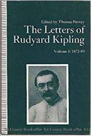 Letters of Rudyard Kipling, The: Volume 1: 1872-89by: Kipling, Rudyard - Product Image