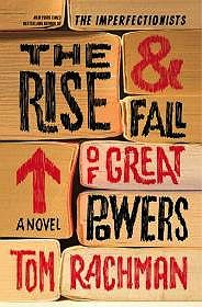 Rise & Fall of Great Powers, TheRachman, Tom  - Product Image